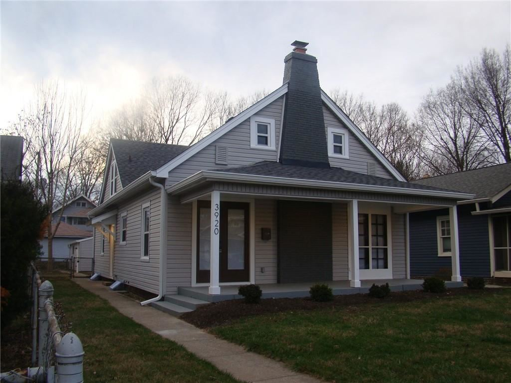 3920 North Kenwood Avenue, Indianapolis, IN 46208 - #: 21757080