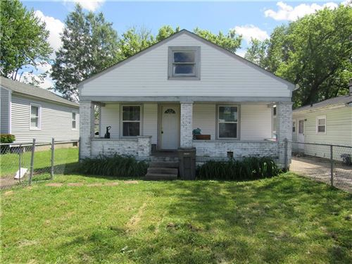Photo of 3737 Deloss Street, Indianapolis, IN 46201 (MLS # 21712081)