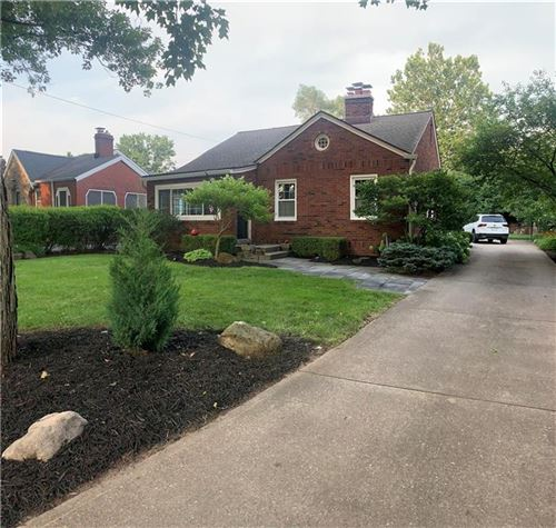 Photo of 6163 Haverford Avenue, Indianapolis, IN 46220 (MLS # 21801081)