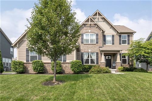 Photo of 9984 Delmore Drive, Fishers, IN 46040 (MLS # 21811081)