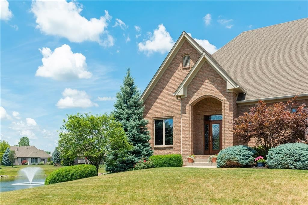 Photo of 5278 Chancery Boulevard, Greenwood, IN 46143 (MLS # 21722081)