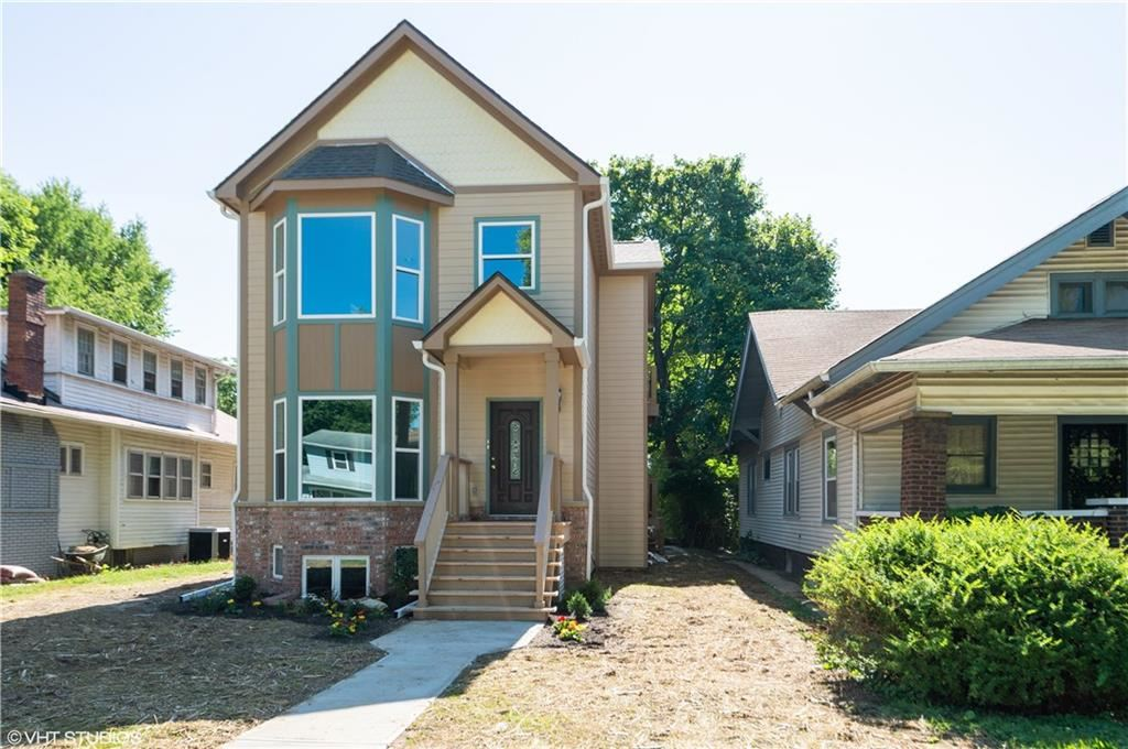 4209 North Rookwood Avenue, Indianapolis, IN 46208 - #: 21724081