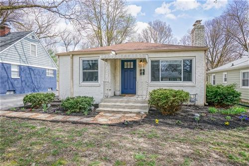 Photo of 5705 CRITTENDEN Avenue, Indianapolis, IN 46220 (MLS # 21704082)