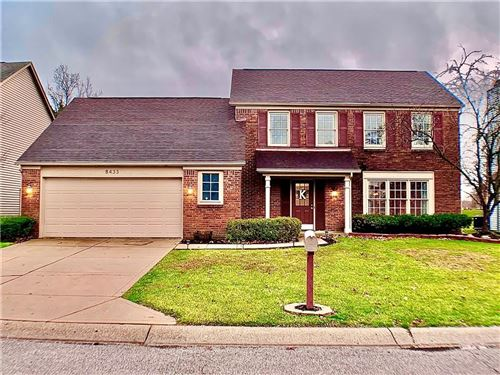 Photo of 8433 WOODSTONE S Way, Indianapolis, IN 46256 (MLS # 21755082)