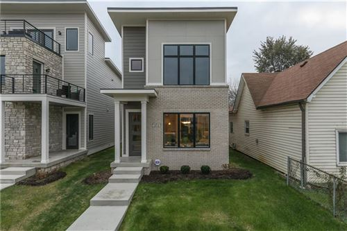 Photo of 1213 Spann Avenue, Indianapolis, IN 46203 (MLS # 21682083)