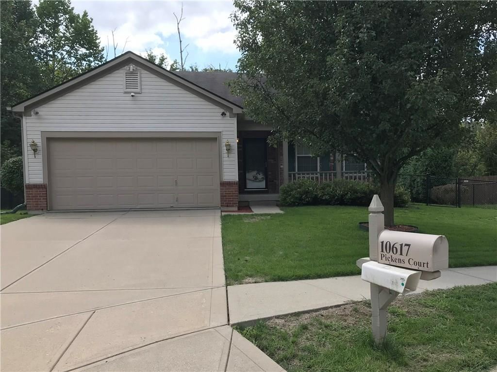 10617 West Pickens Court, Indianapolis, IN 46234 - #: 21667083
