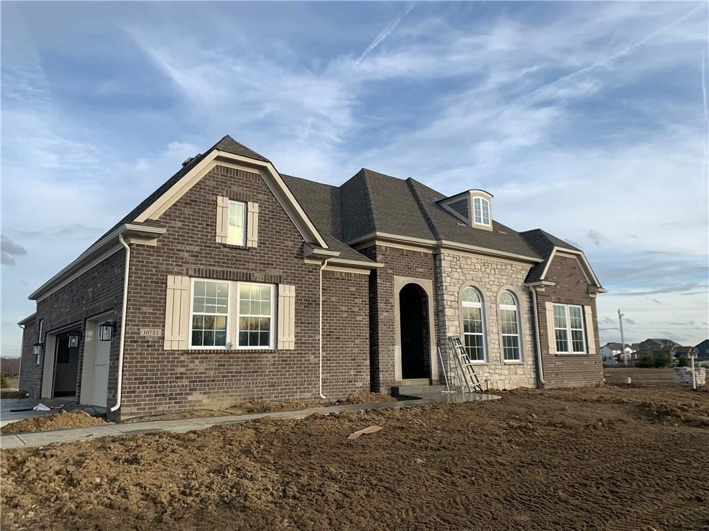 Photo of 10723 Flat Fork Drive, Fishers, IN 46040 (MLS # 21687084)