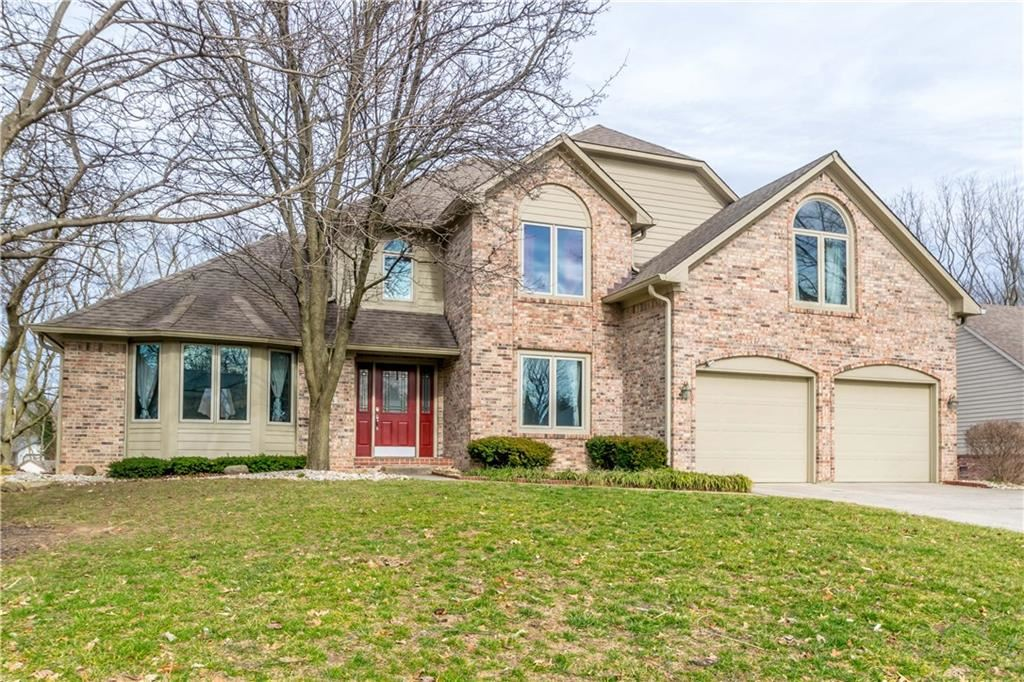 4364 MESSERSMITH Drive, Greenwood, IN 46142 - #: 21693085