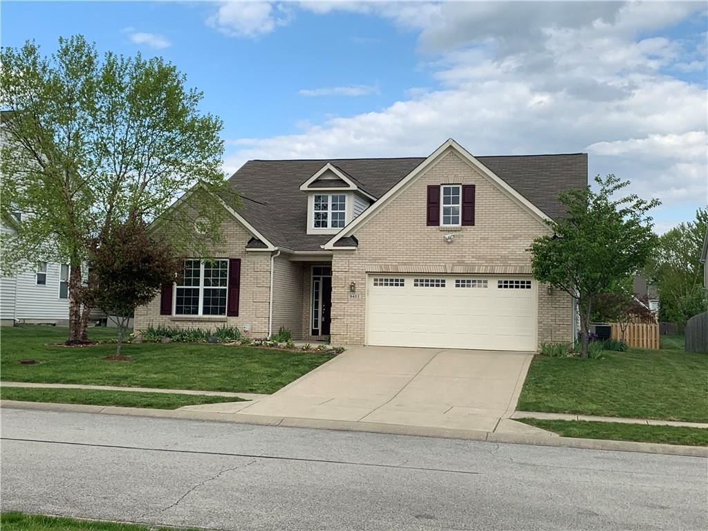 5451 Landrum Drive, Indianapolis, IN 46234 - #: 21694085