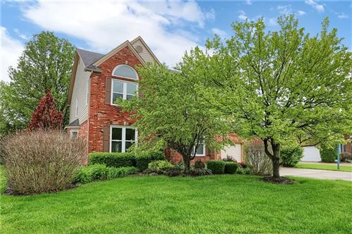 Photo of 9795 Wentworth Court, Carmel, IN 46032 (MLS # 21705086)