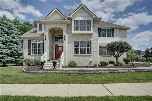 Photo of 7639 SPRING RIDGE Drive, Indianapolis, IN 46278 (MLS # 21711086)