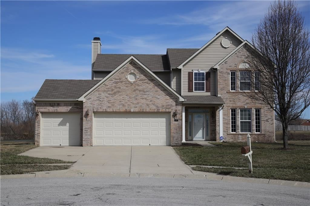 2431 COLE BRANCH Court, Indianapolis, IN 46239 - #: 21699086