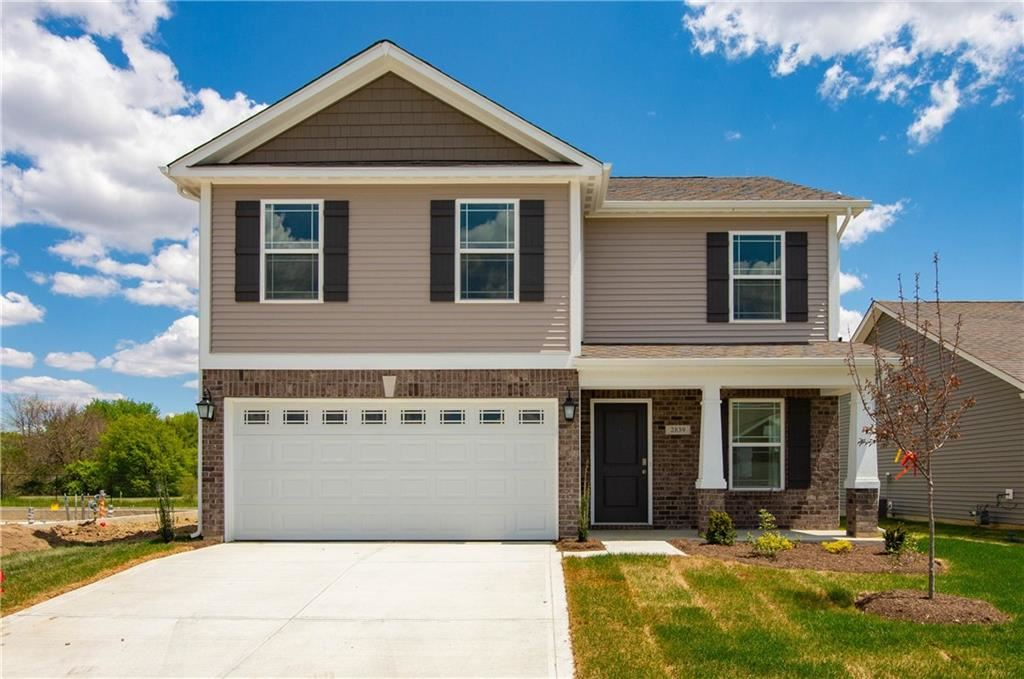 2839 Pointe Harbour Drive, Indianapolis, IN 46229 - #: 21746086