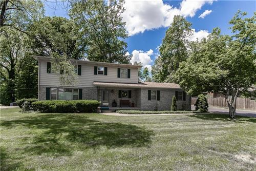 Photo of 1618 Bowman Drive, Greenfield, IN 46140 (MLS # 21795087)