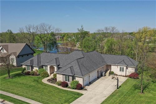 Photo of 1336 Greenstone Drive, Danville, IN 46122 (MLS # 21708088)