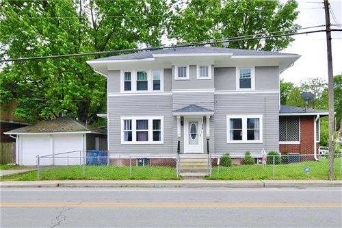 Photo of 801 East 46th Street, Indianapolis, IN 46205 (MLS # 21710088)