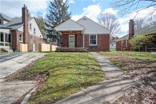 Photo of 6009 Winthrop Avenue, Indianapolis, IN 46220 (MLS # 21777088)