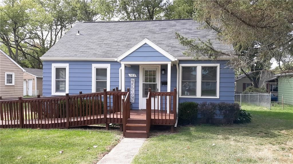 313 Federal Drive, Chesterfield, IN 46017 - #: 21675088