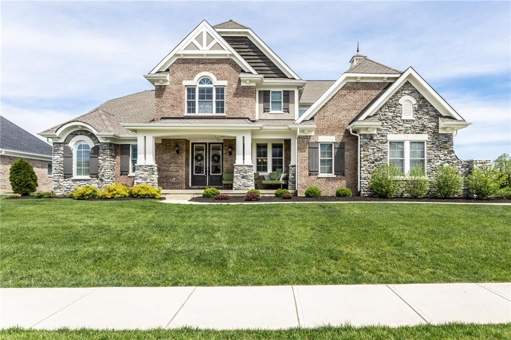 11556 Willow Bend Drive, Zionsville, IN 46077 - #: 21707088