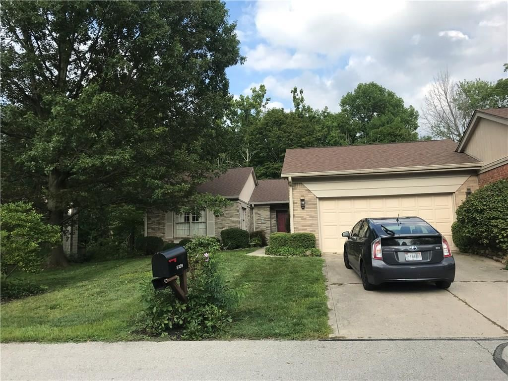 5229 Whisperwood Lane, Indianapolis, IN 46226 - #: 21719088