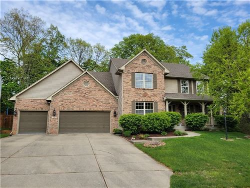 Photo of 745 Pioneer Woods Drive, Indianapolis, IN 46224 (MLS # 21789089)