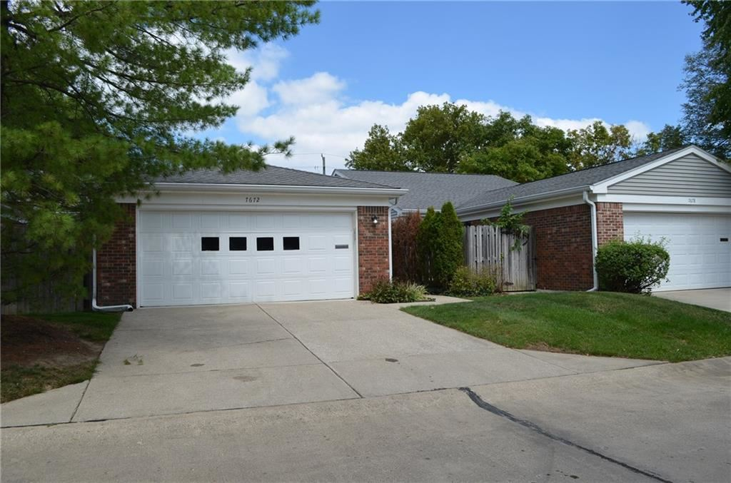 Photo for 7672 Lancer, Indianapolis, IN 46226 (MLS # 21666089)
