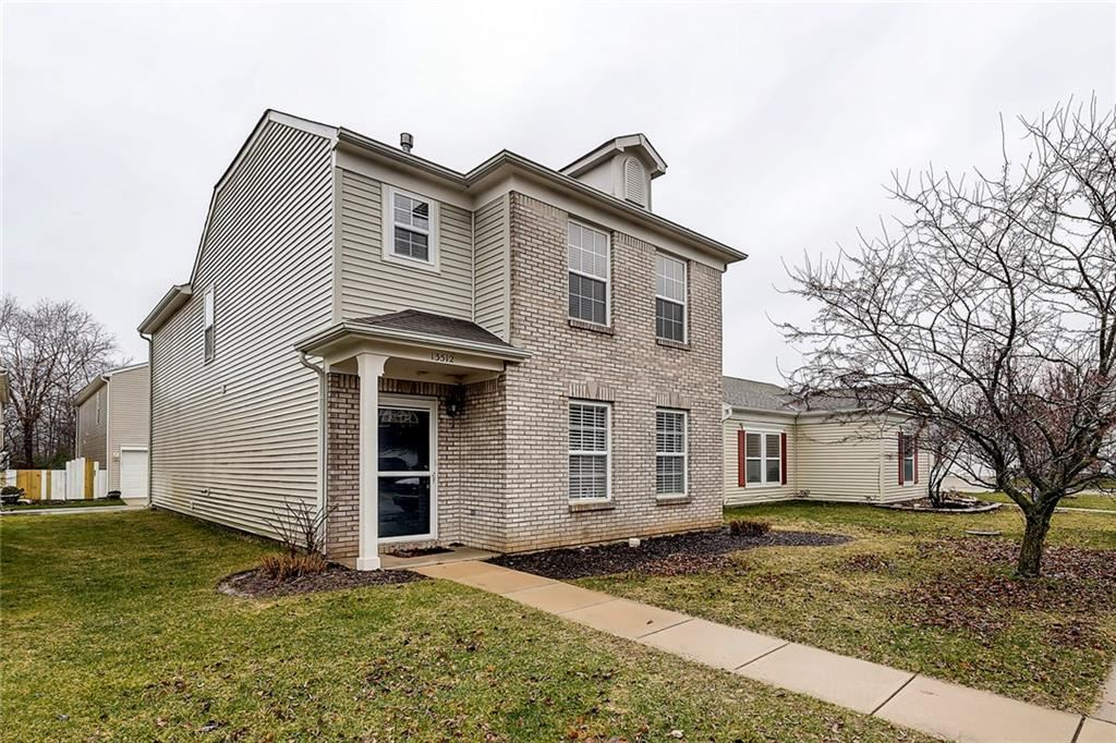 Photo of 13512 Allegiance Drive, Fishers, IN 46037 (MLS # 21690089)