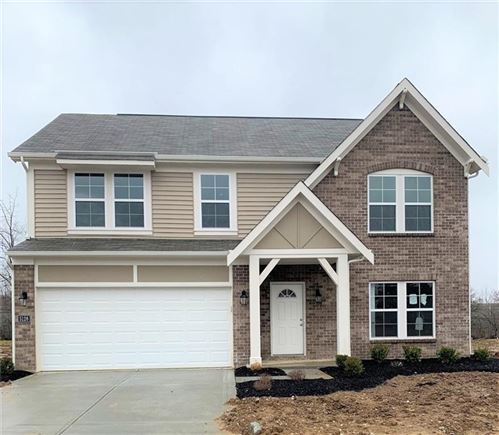 Photo of 5126 Arling Court, Indianapolis, IN 46237 (MLS # 21691090)
