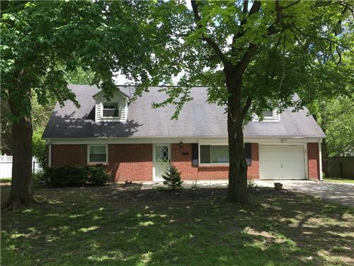 Photo of 7353 HARCOURT Road, Indianapolis, IN 46260 (MLS # 21715090)