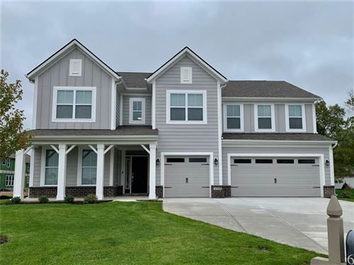 Photo of 6765 Brentwood Court, Brownsburg, IN 46112 (MLS # 21819090)