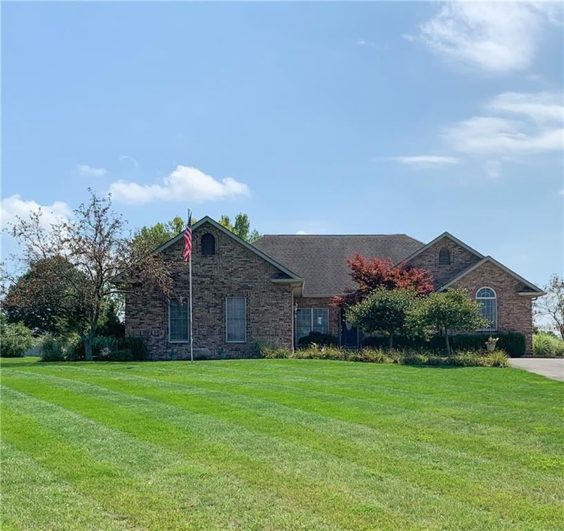 1637 West STONEYBROOK Lane, Crawfordsville, IN 47933 - #: 21674090