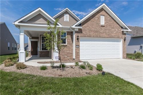 Photo of 13418 Mosaic Street, Fishers, IN 46037 (MLS # 21787091)