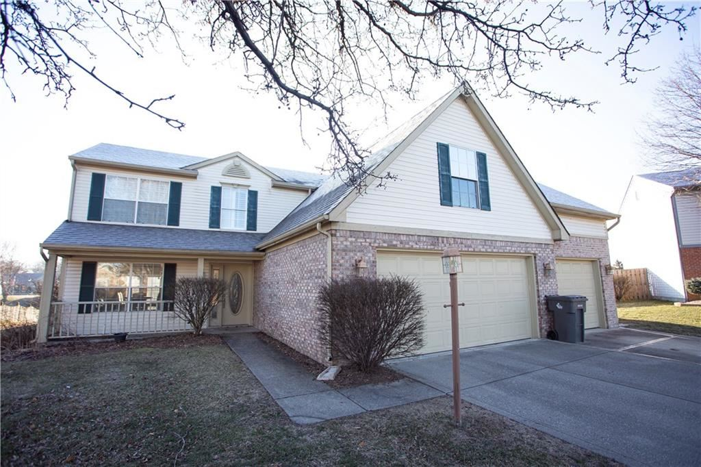 5627 Cherry Field Drive, Indianapolis, IN 46237 - #: 21693091