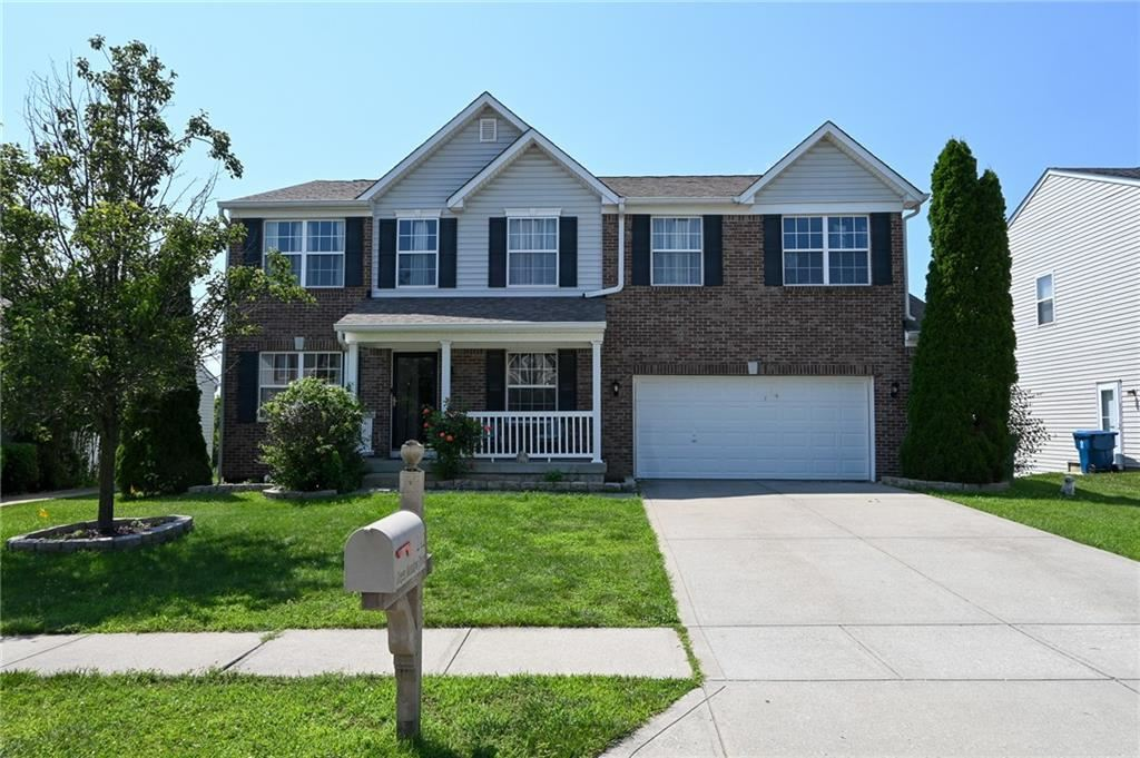 242 Green Meadow Drive, Indianapolis, IN 46229 - MLS#: 21800091