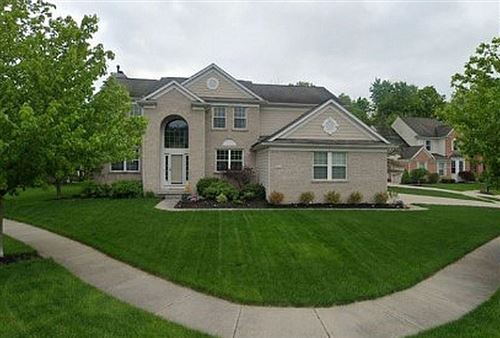 Photo of 8243 Sweetclover Court, Indianapolis, IN 46256 (MLS # 21696092)