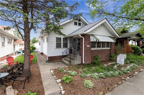 Photo of 958 Hervey Street, Indianapolis, IN 46203 (MLS # 21712092)