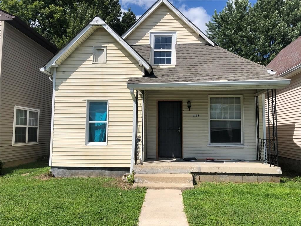 1112 West Eugene Street, Indianapolis, IN 46208 - MLS#: 21664092