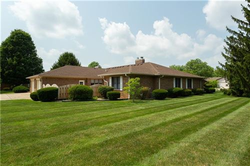 Photo of 4 Marywood Drive, Greenfield, IN 46140 (MLS # 21801093)