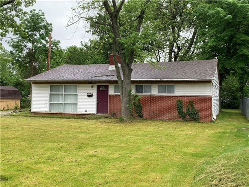 Photo of 4463 North Bolton Avenue, Indianapolis, IN 46226 (MLS # 21788094)
