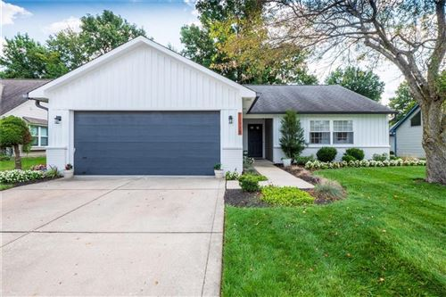 Photo of 11315 Cherry Blossom East Drive, Fishers, IN 46038 (MLS # 21813094)