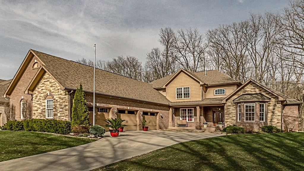 9517 North May Apple Drive, McCordsville, IN 46055 - #: 21695094