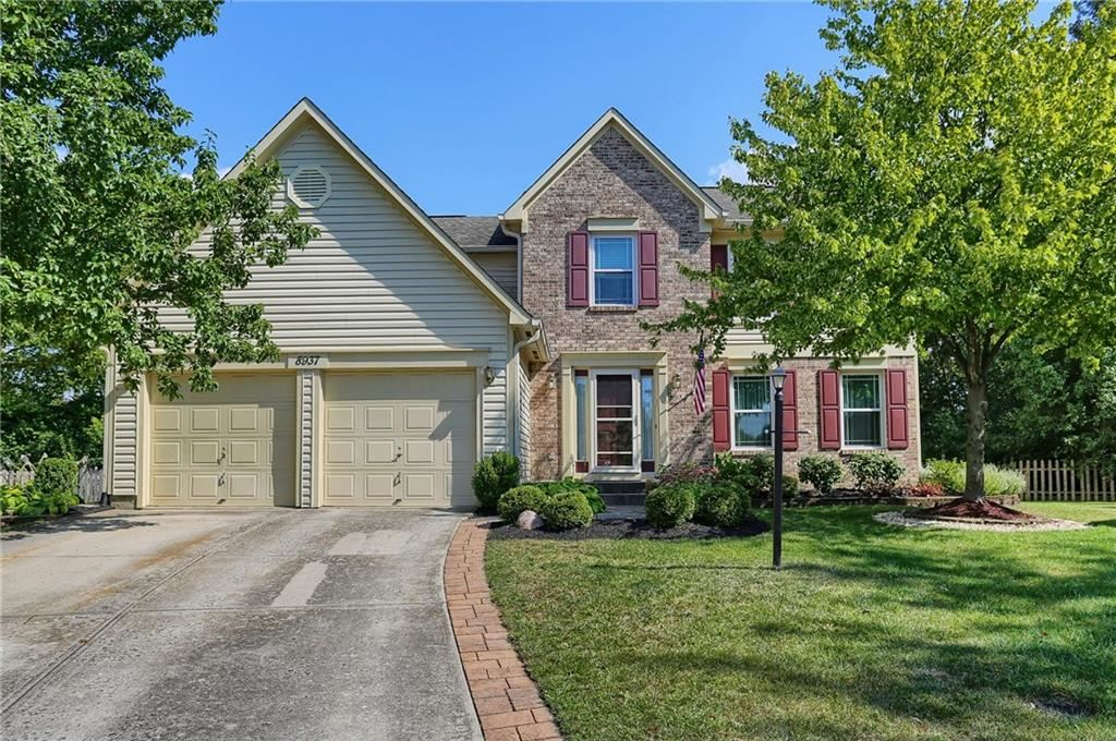 8937 Waterton Place Place, Fishers, IN 46038 - #: 21737094