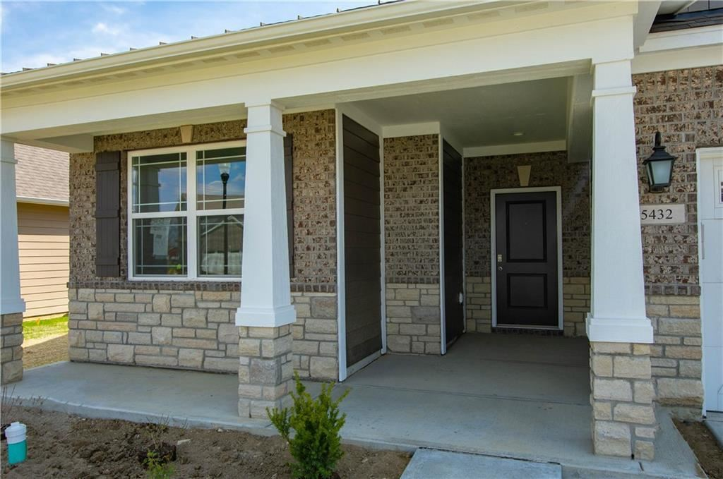 Photo of 5432 Orwell Court, Indianapolis, IN 46239 (MLS # 21745094)