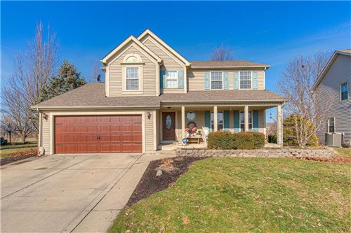 Photo of 7848 COBBLESPRINGS Drive, Avon, IN 46123 (MLS # 21696095)