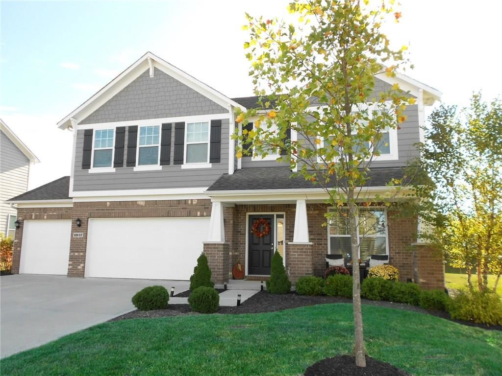 10137 Pepper Tree Lane, Noblesville, IN 46060 - #: 21676095