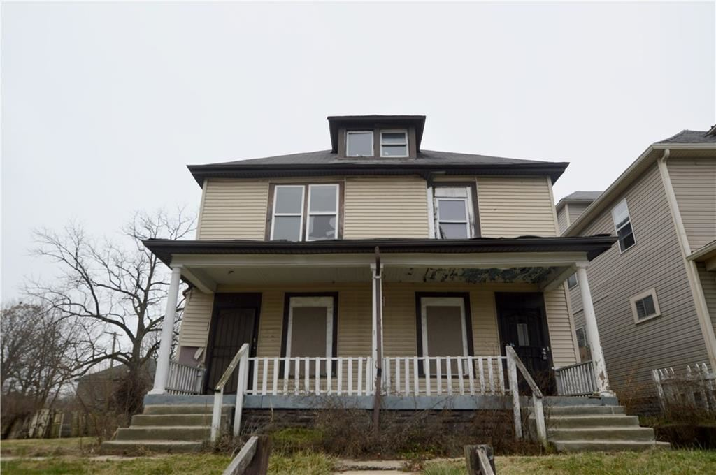 3150 Central Avenue, Indianapolis, IN 46205 - #: 21689095