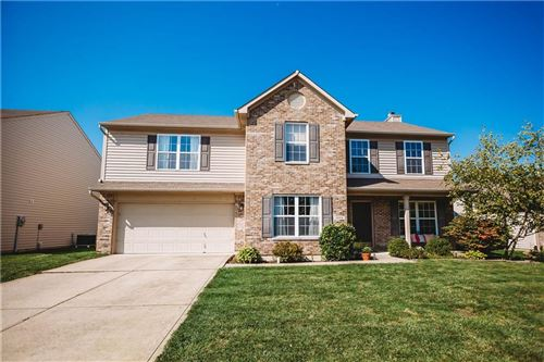 Photo of 5894 Independence Avenue, Indianapolis, IN 46234 (MLS # 21816096)