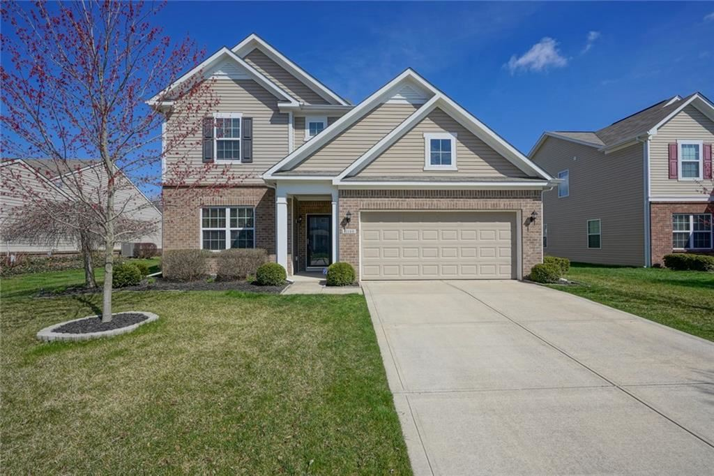 Photo of 11180 Pearce Place, Fishers, IN 46038 (MLS # 21703096)