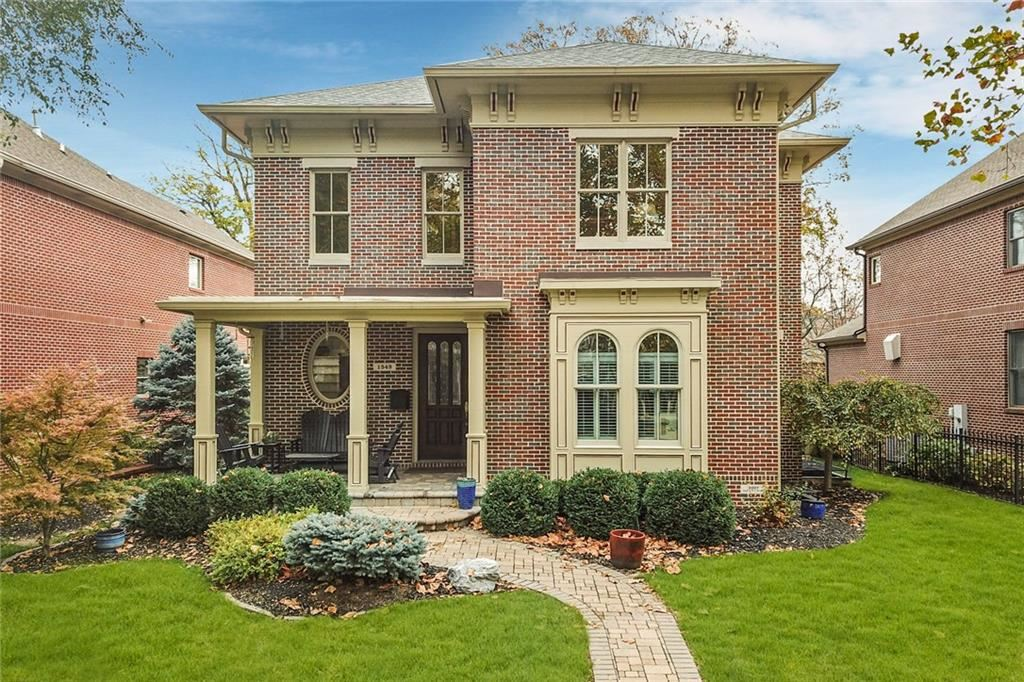 1549 Broadway Street, Indianapolis, IN 46202 - #: 21749096