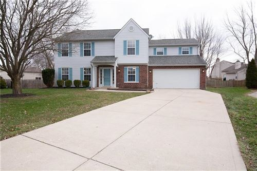 Photo of 6101 Kenzie Court, Indianapolis, IN 46236 (MLS # 21685097)